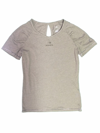 Eider Womens Enjoy Tee Kaki Green