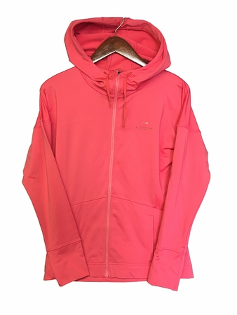 Eider Womens Feel Hoodie 2 Flamingo