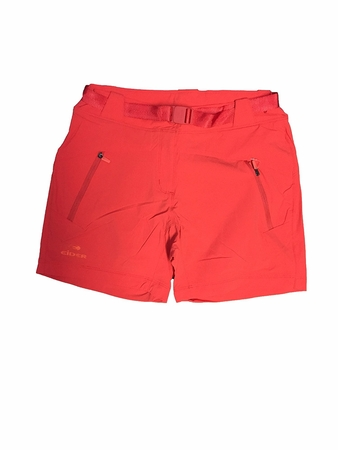 Eider Womens Flex Short Spicy Coral