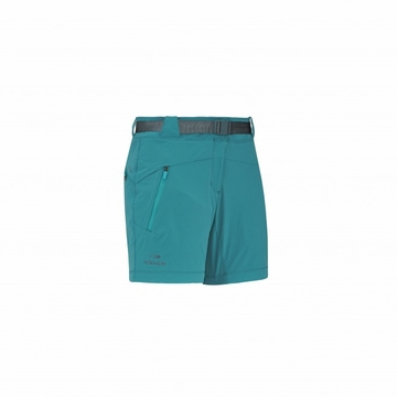 Eider Womens Flex Short Teal Blue
