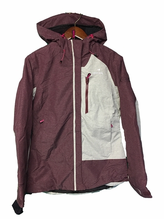 Eider Womens Garnet Jacket Wine Lover/ Raw