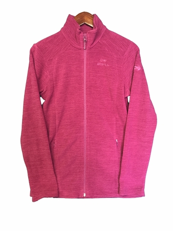 Eider Womens Glad Fleece Rose Wine