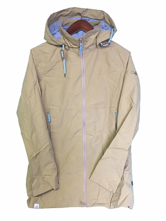 Eider Womens Horizon Coat Cuban Sand