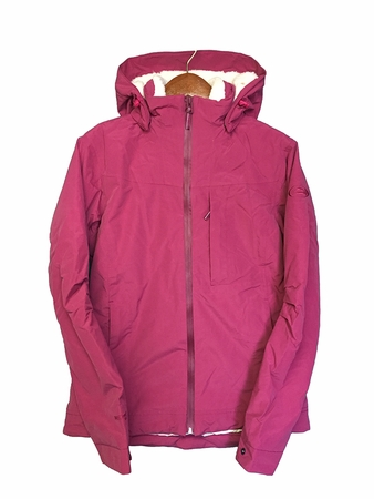 Eider Womens Horizon Jacket 2.0 Rose Wine