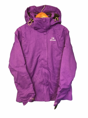 Eider Womens Jackson Hole Jacket Ultra Purple