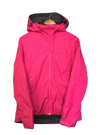 Eider Womens Kargil 3 in 1 Fleece Jacket Midnight Rose