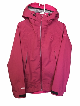 Eider Womens Karthala GTX Jacket Rose Wine