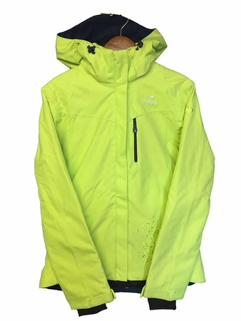 Eider Womens Lake Placid Jacket 2.0 Daiquiri Green