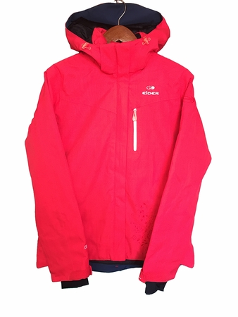 Eider Womens Lake Placid Jacket 2.0 Hot Coral