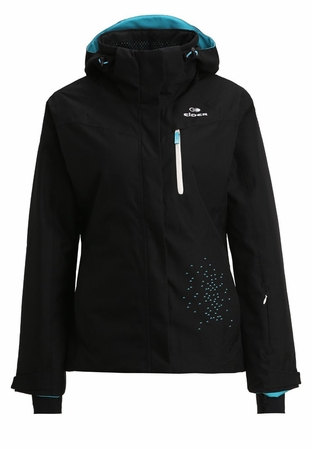 Eider Womens Lake Placid Jacket 3.0 Black/ Noir