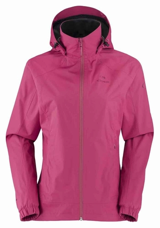 Eider Womens Maipo Jacket VI Cherry Wine