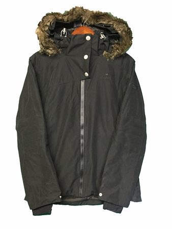 Eider Womens Manhattan Jacket 3.0 Black/ Noir