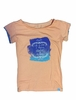 Eider Womens Mauna Loa Tee 2.0 Fresh Melon/ Print Adventure