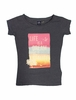 Eider Womens Mauna Loa Tee Night Shadow Print