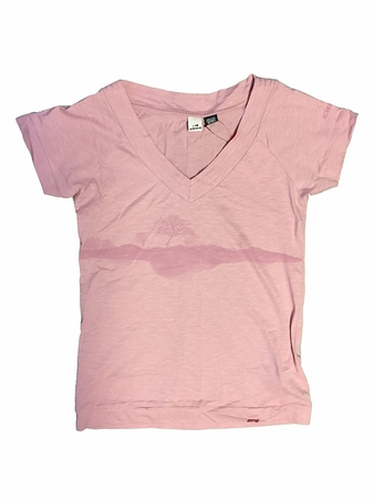 Eider Womens Menthon Tee 2.0 Pale Rose/ Print Mirage (Close Out)