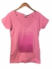 Eider Womens Menthon Tee 2 Old Rose/ Print Happiness