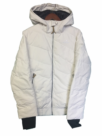 Eider Womens Mile End Jacket Alaska White (Close Out)