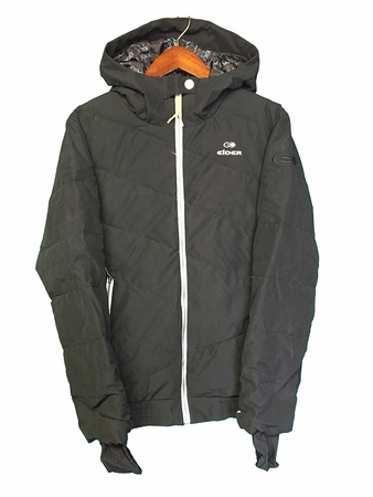 Eider Womens Mile End Jacket Black/ Noir