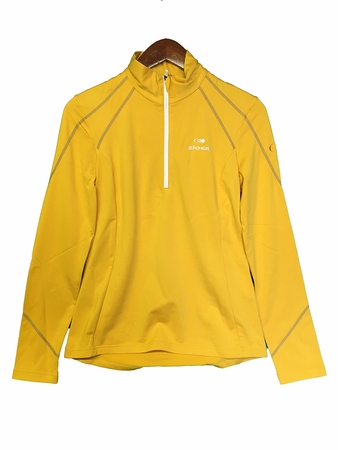 Eider Womens Montana 1/2 Zip 2 Apollo