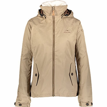 Eider Womens Montfleuri Jacket II Marron Taupe (Close Out)