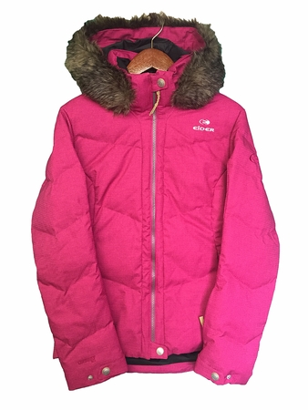 Eider Womens Montmartre Jacket Midnight Rose