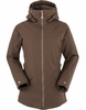 Eider Womens Montmin Jacket II Dark Marron