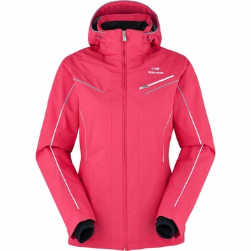 Eider Womens Morioka 3.0 Jacket Bright Rose