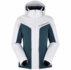 Eider Womens Morioka 3.0 Jacket White/ Midnight