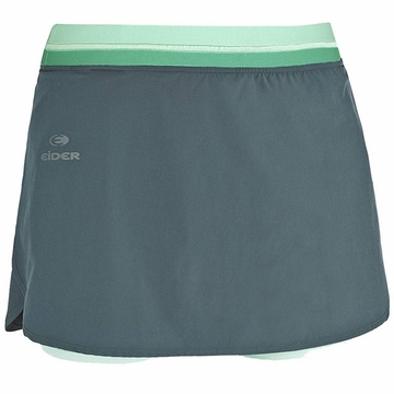 Eider Womens Move Skirt 2.0 Petrol