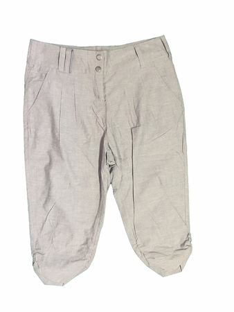 Eider Womens New Harem Capri Dark Grey (Close Out)