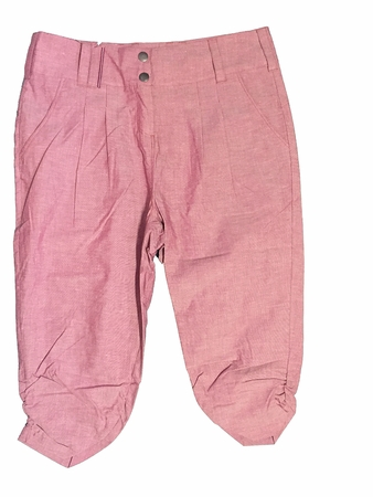 Eider Womens New Harem Capri Old Rose