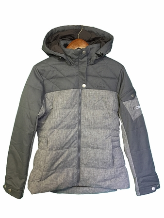 Eider Womens Odyssey Jacket Steel Grey (Close Out)
