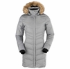 Eider Womens Orgeval Coat Grey (Close Out)