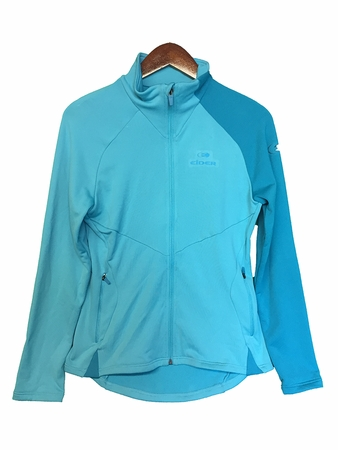 Eider Womens Penck Jacket Aqua/ Carribean Sea