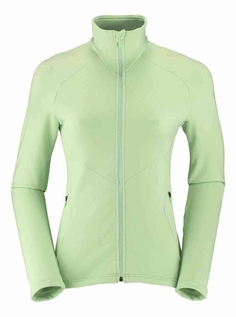 Eider Womens Penck Jacket Pastel Mint