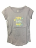 Eider Womens Perriere T Shirt Light Purple/ Print Enjoy