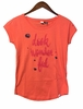 Eider Womens Perriere Tee Fresh Coral