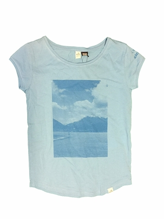 Eider Womens Perriere Tee Sky Blue