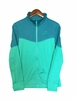 Eider Womens Rise Jacket Teal Blue/ Green Lake