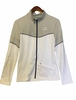 Eider Womens Rise Jacket White/ Misty Grey