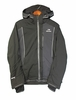 Eider Womens Saas Fee Jacket Black/ Ghost