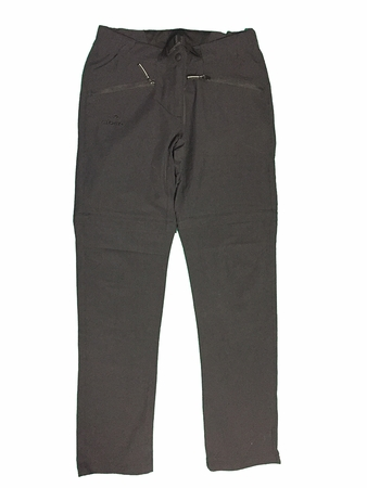 Eider Womens Saian Zip Off Pant Black/ Noir