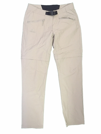 Eider Womens Saian Zip Off Pant Faint Brown