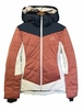 Eider Womens Shiga Jacket Dusty Pink/ Midnight Blue