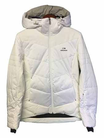 Eider Womens Shiga Jacket White/ Blanc (Close Out)