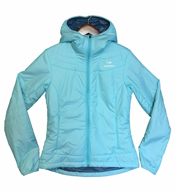 Eider Womens Skyline Jacket Blue Bay