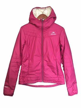 Eider Womens Skyline Jacket Lipstick Rose