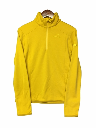Eider Womens Smooth 1/2 Zip Corn (Close Out)