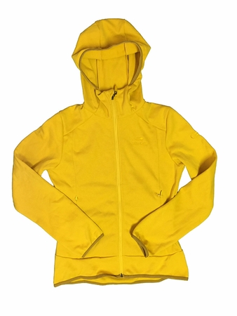 Eider Womens Smooth Hoodie Corn