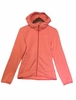 Eider Womens Smooth Hoodie Peach Coral (Close Out)